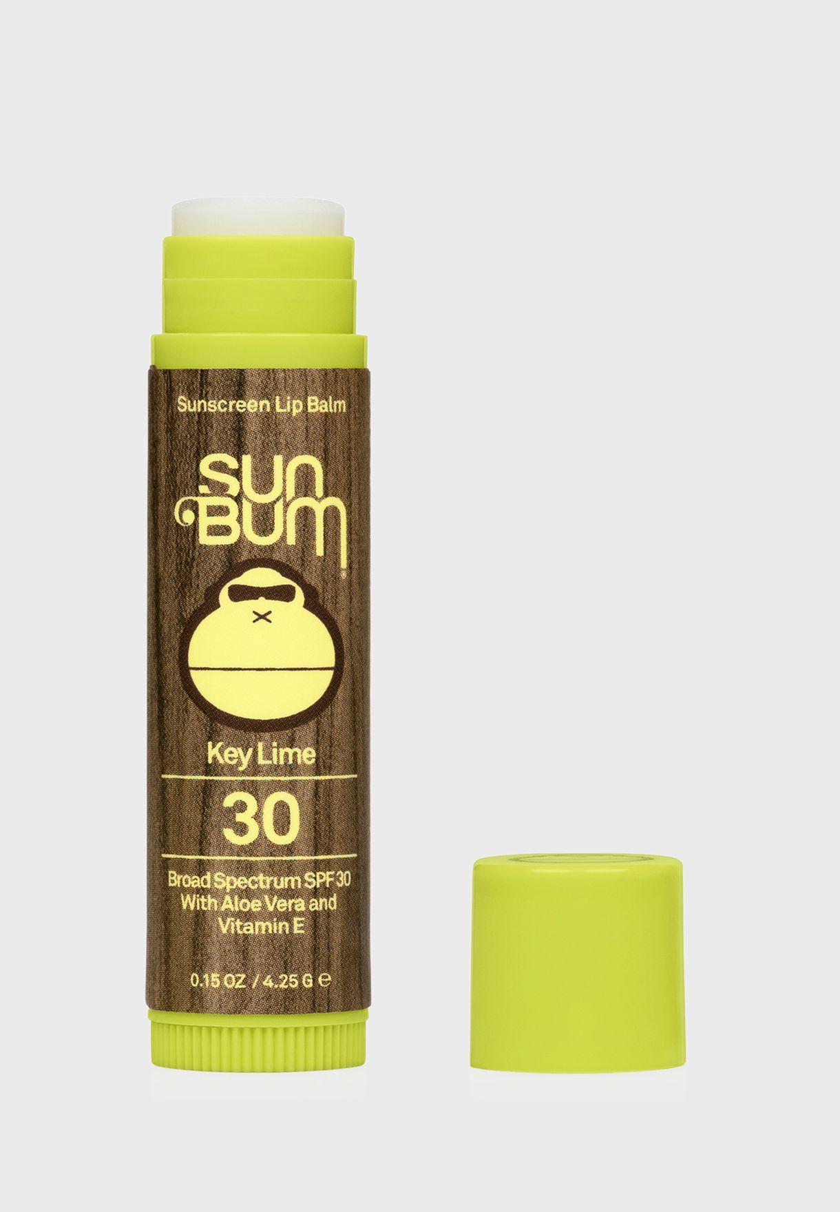 Spf 30 Key Lime Lip Balm