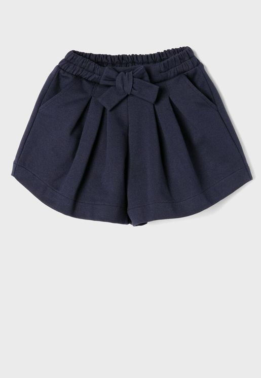 Infant Knot Detail Shorts
