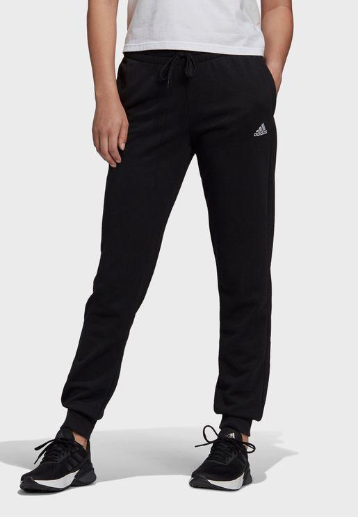Linear Cuffed Sweatpants