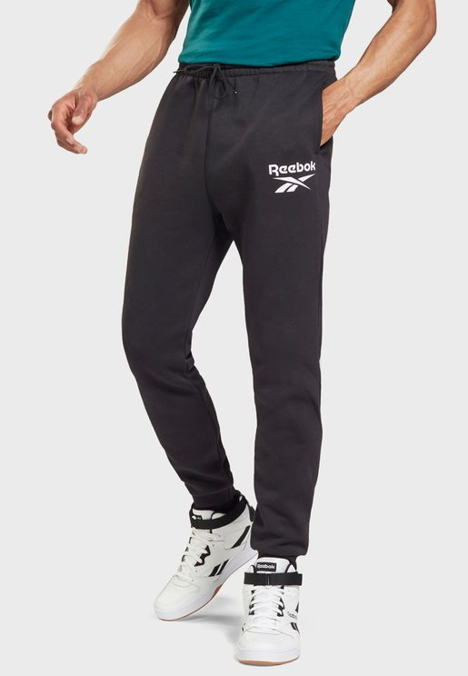 Logo Fleece Sweatpants
