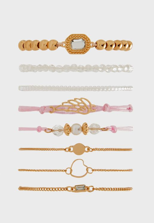 Bracelets Multipack Set