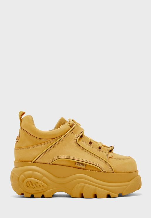 Platform Casual Chunky Sneaker
