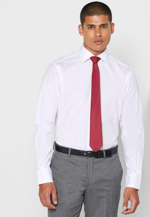 Button Cuff Regular Fit Shirt