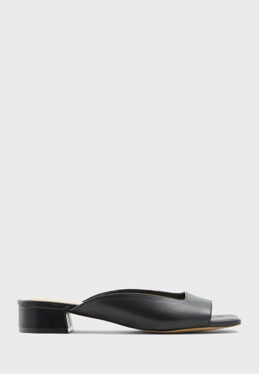 Culgoa Low Heel Sandal