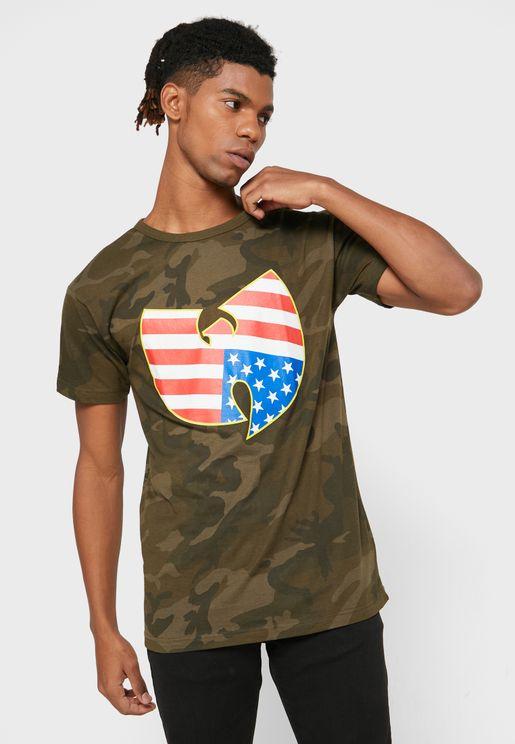 American Camo T-Shirt