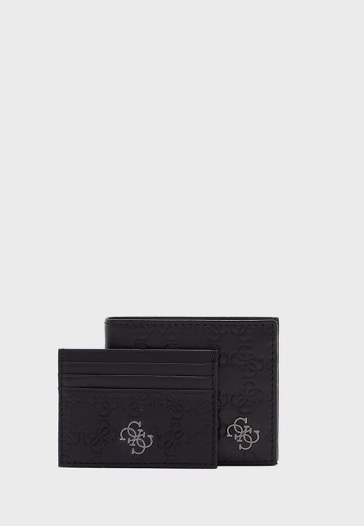 Guess Plain Card Holder