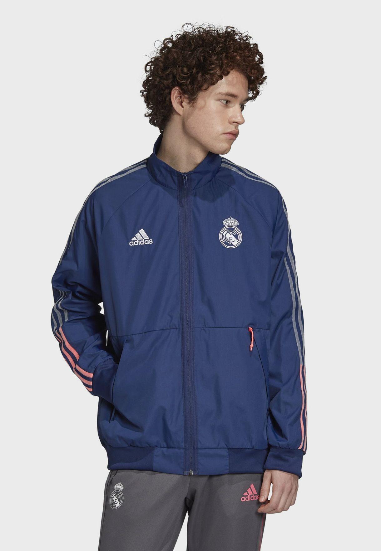 Real Madrid Anthem Track Jacket
