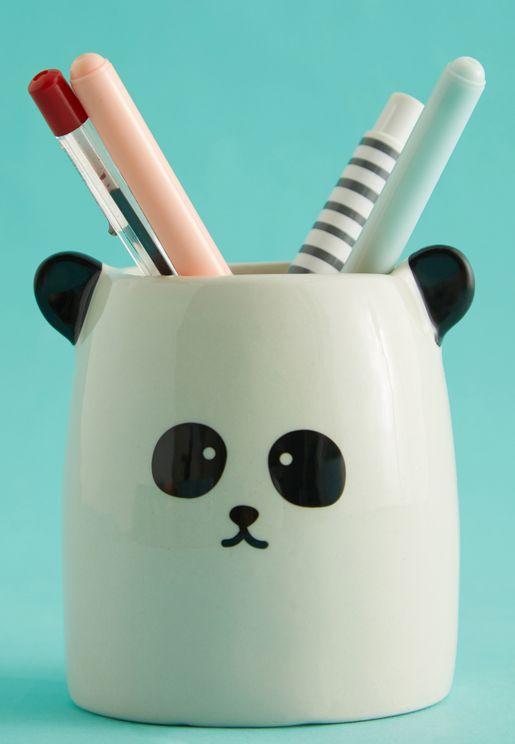 Panda Pen Holder