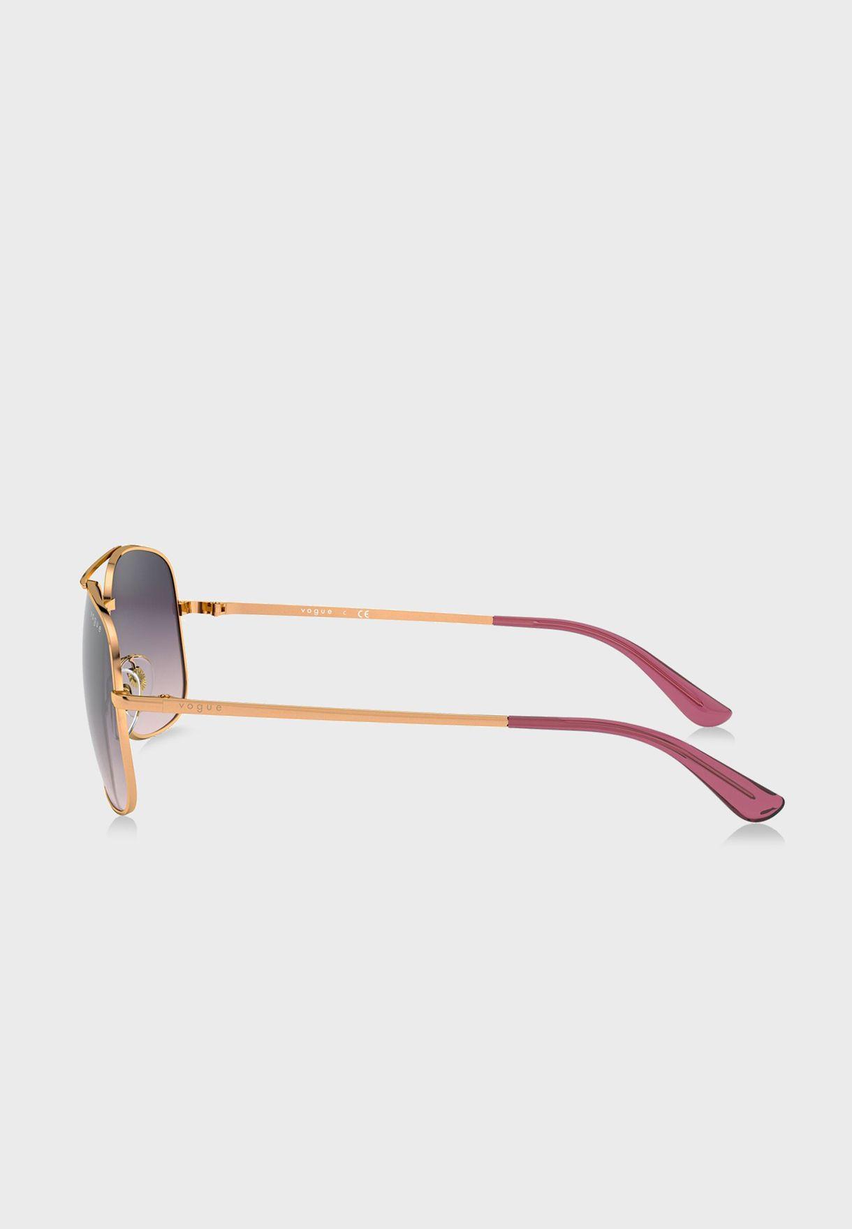0Vo4161S Oversized Sunglasses