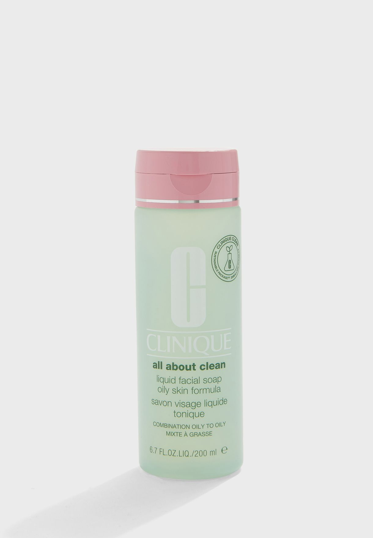 Liquid Facial Soap - Oily Skin Formula 200ml