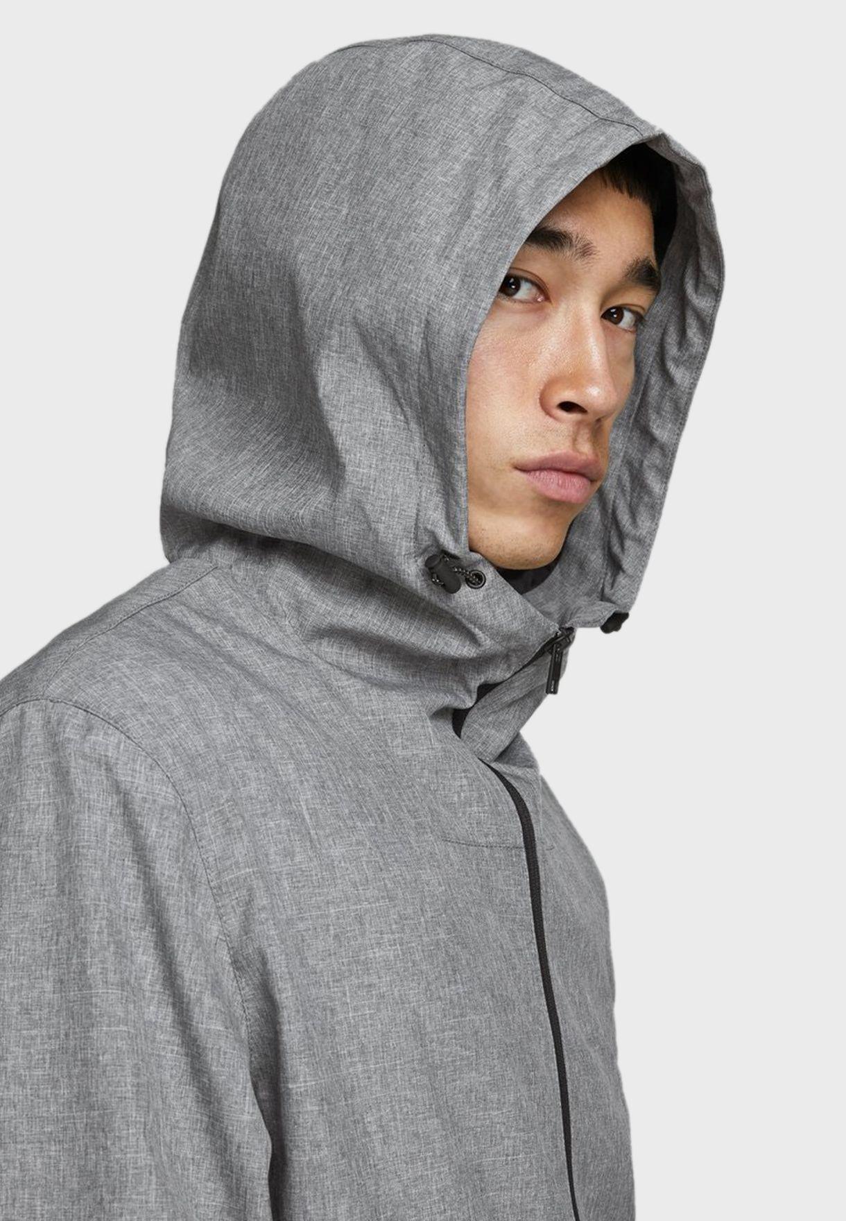 Shale Hooded Jacket