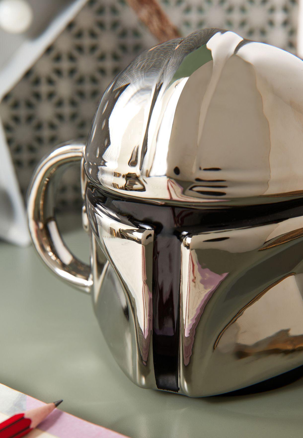 Star Wars Mandalorian Shaped Mug