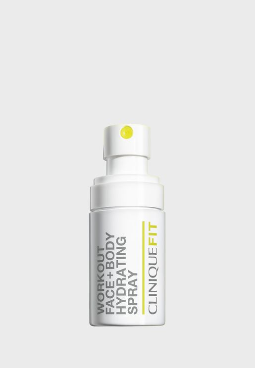 CliniqueFIT Workout Hydrating Spray