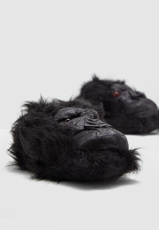 Gorilla Bedroom Slipper
