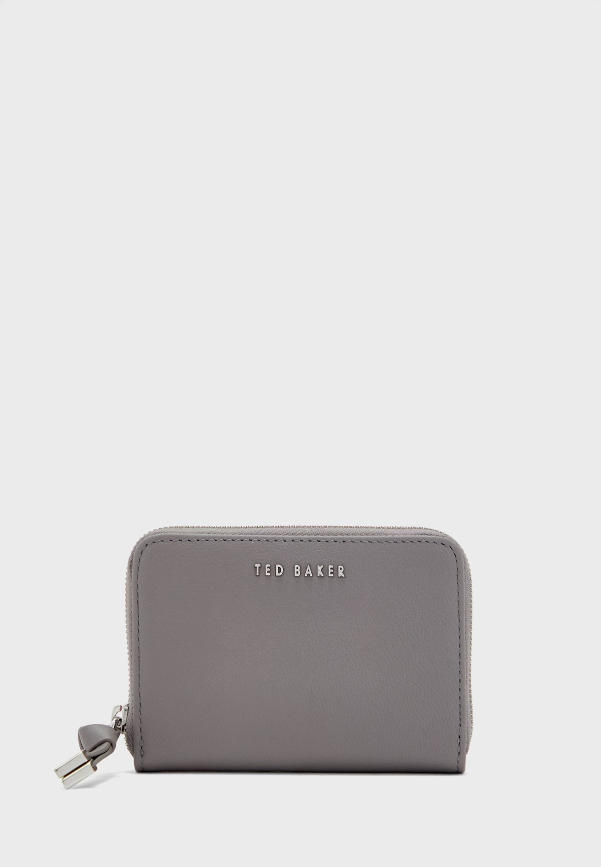 Omare Patch Pocket Zip Purse