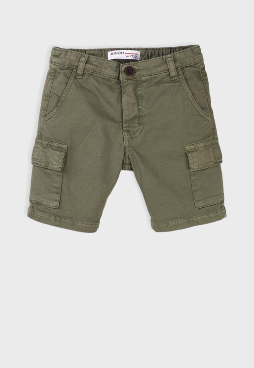 Infant Basic Combat Shorts