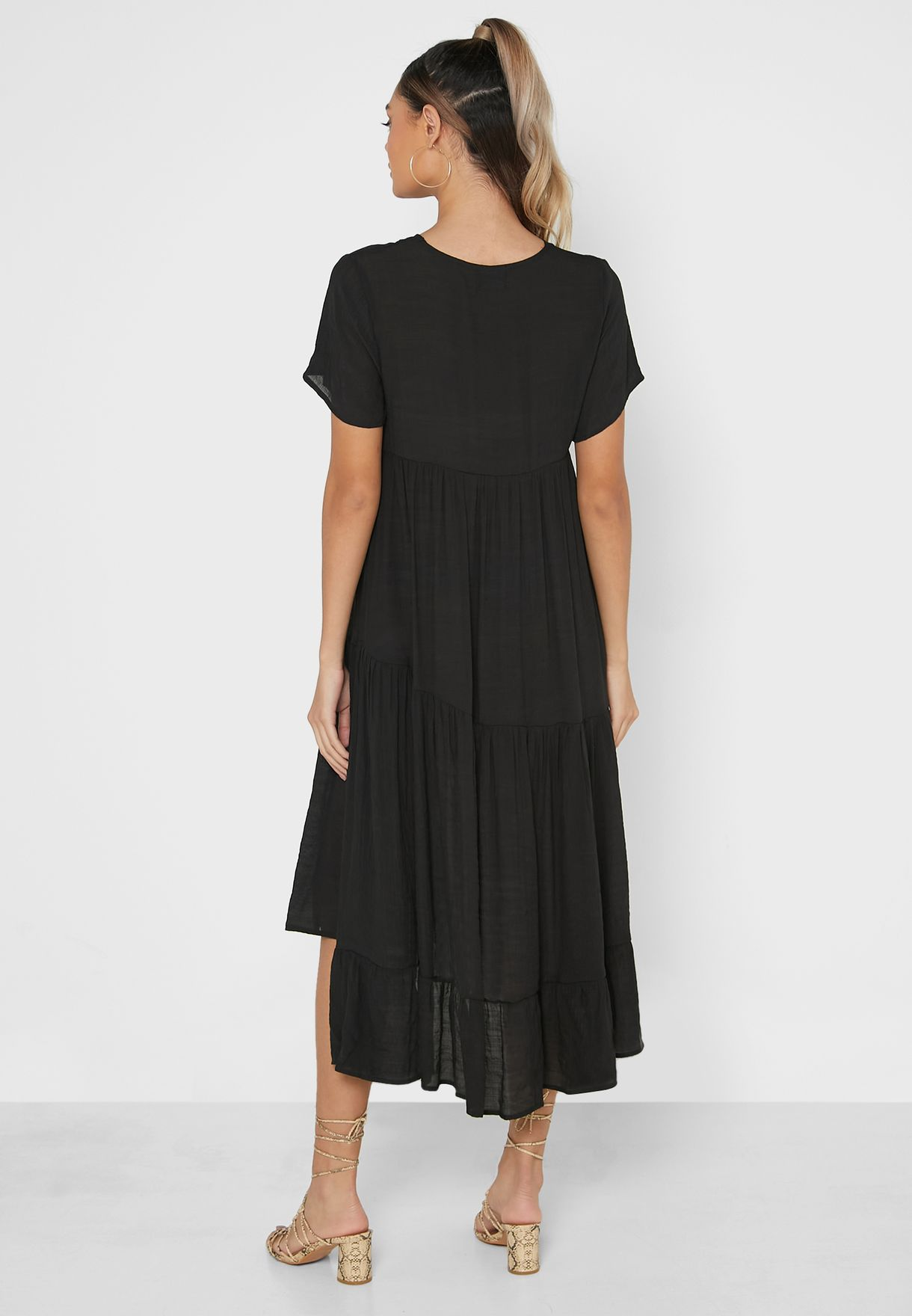 Tiered Comfort Fit Dress