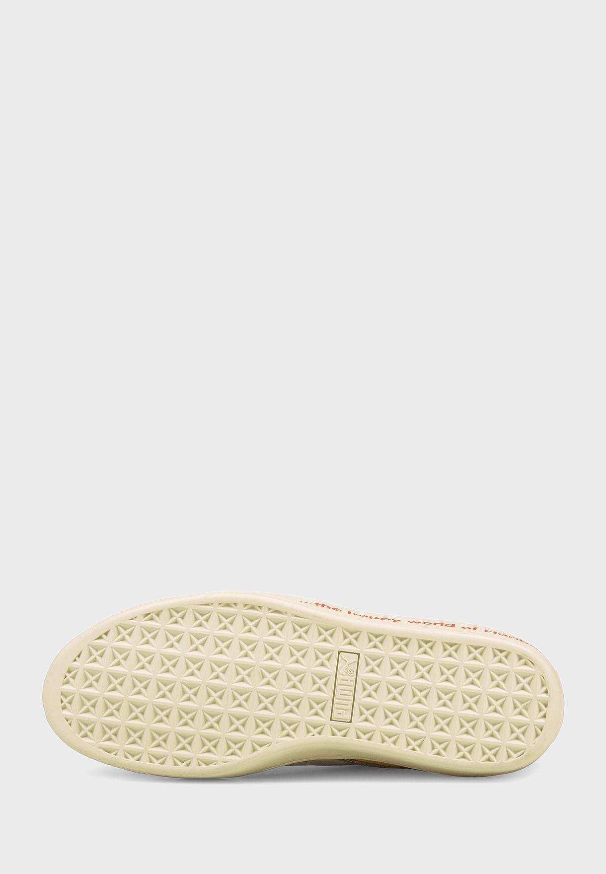 حذاء سويد تريبليكس هاريبو