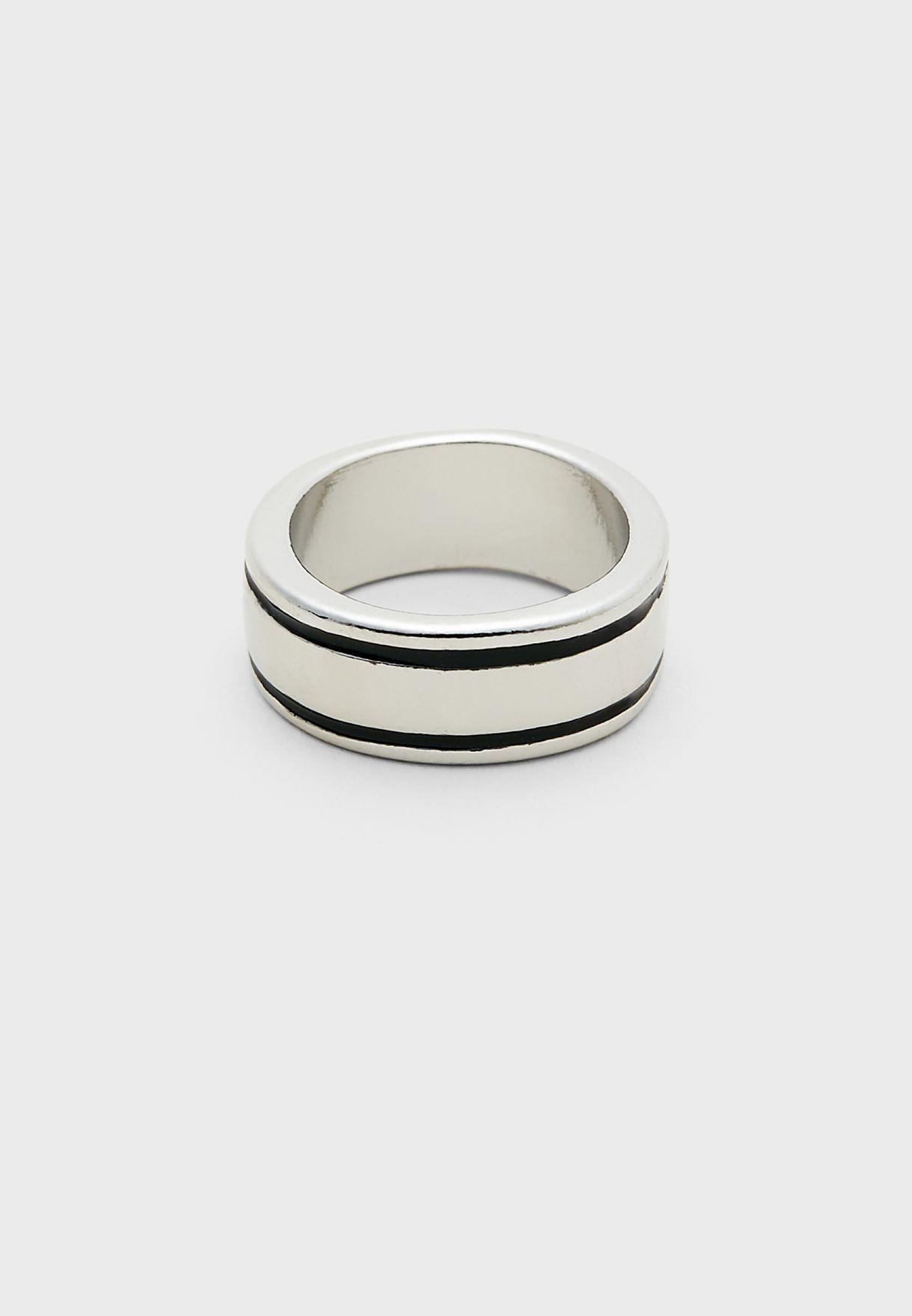 Adelawien Band Ring