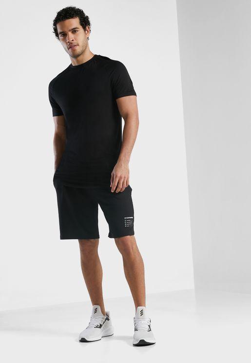Long Lounge Shorts