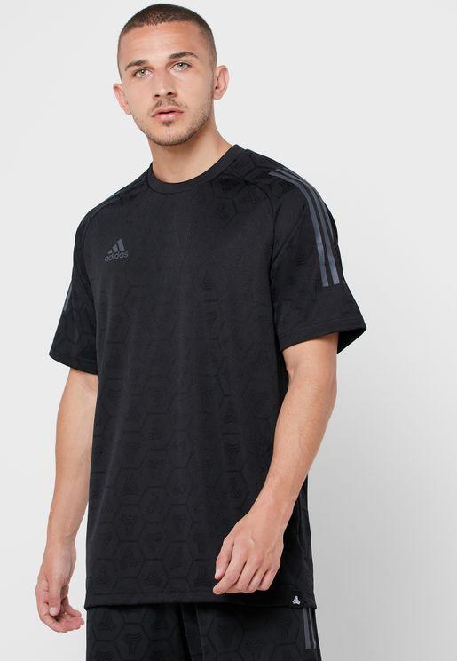 Tango Jacquard T-Shirt