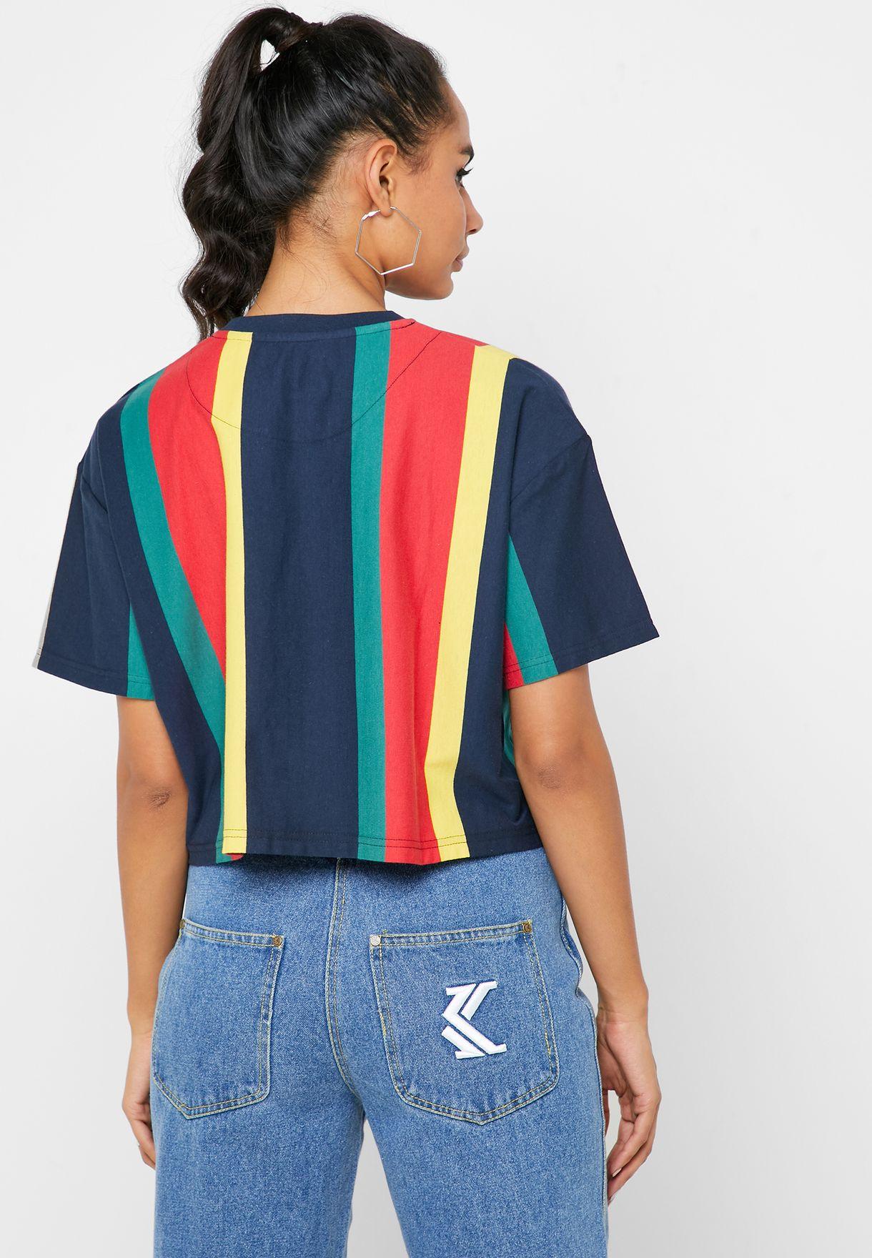 Signature Striped T-Shirt