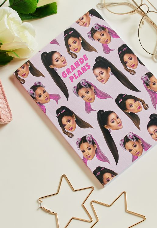 A5 Ariana Notebook