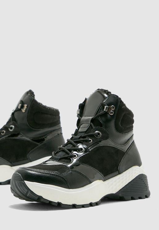 Kaitlen High Top Sneaker