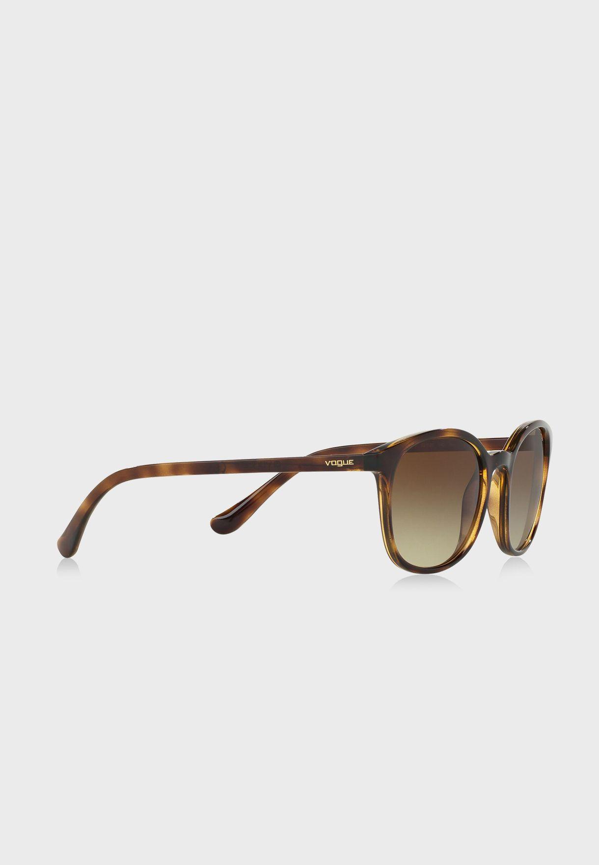 0VO5051S Havana Sunglasses