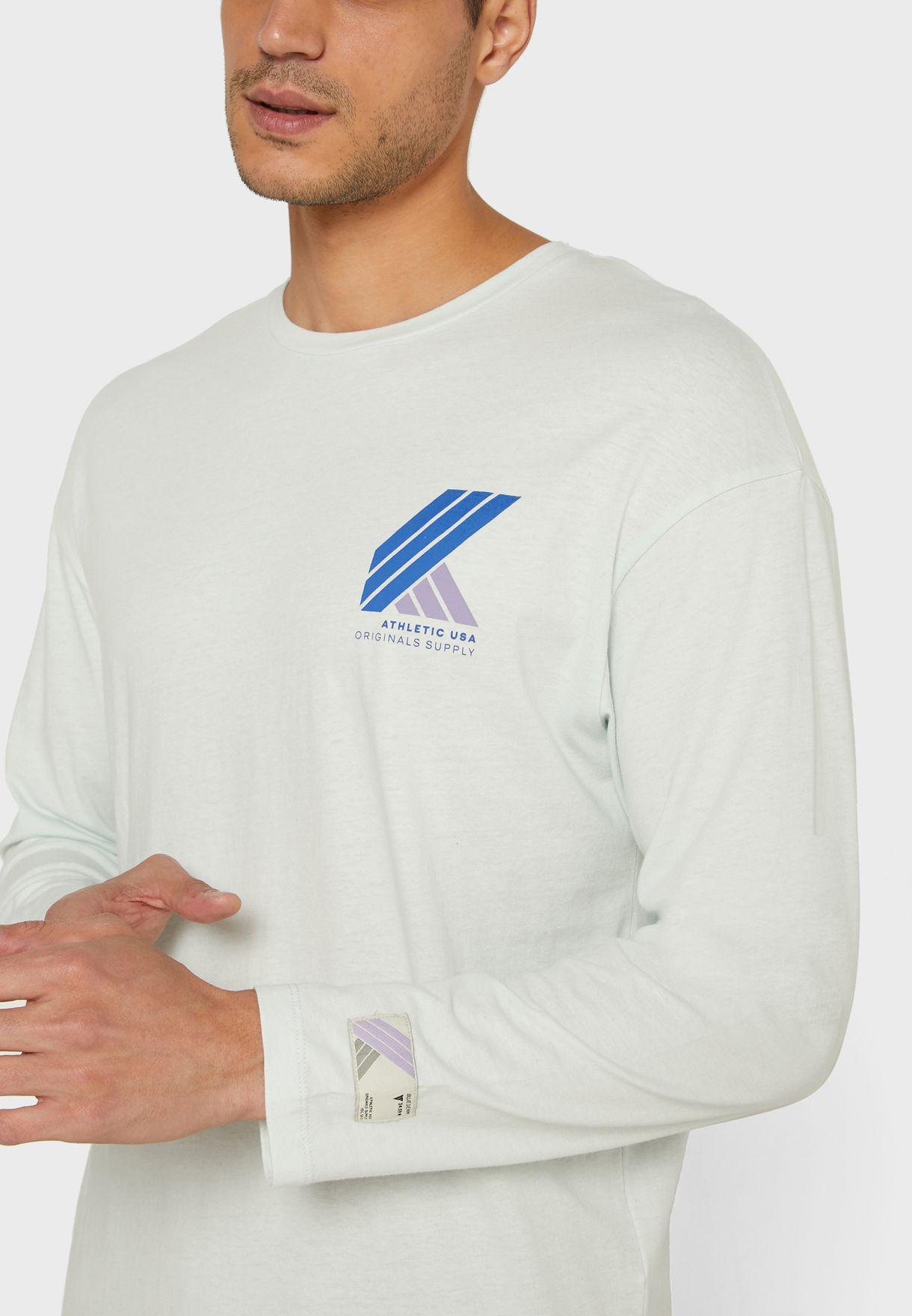 Boston Crew Neck T-Shirt