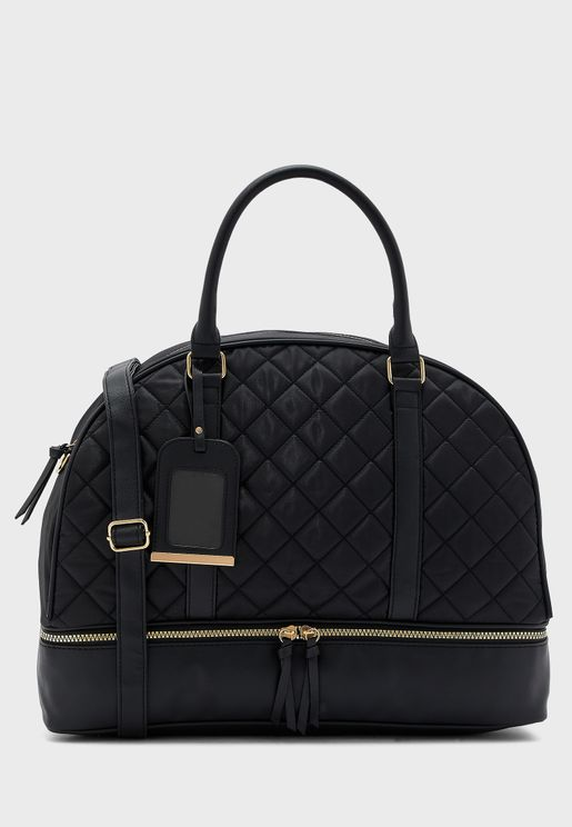 Quilted Quilted Tote