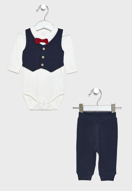 Infant 2 Piece Gift Set