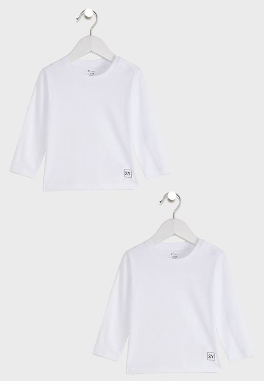 Infant 2 Pack Assorted T-Shirt