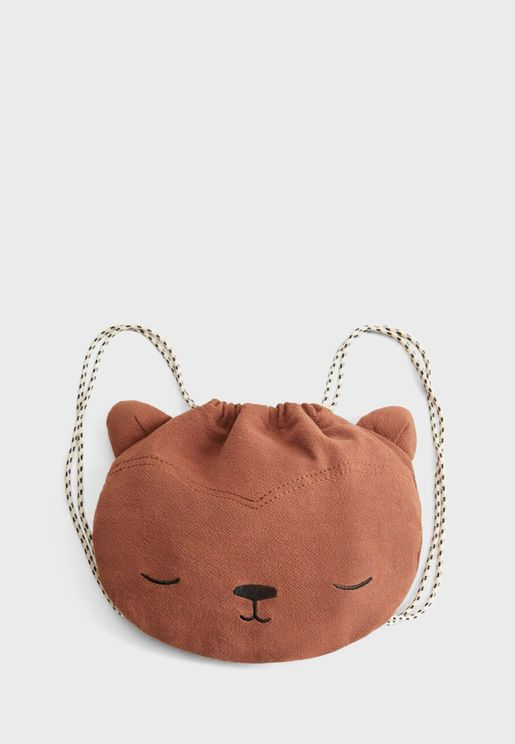 Kids Fox Backpack