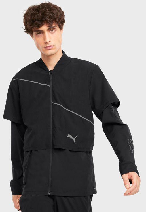 Run Woven Ultra Jacket