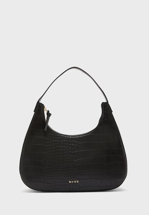 Rounded Trapeze Tote