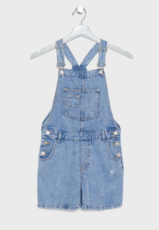 Kids Amalia Dungaree