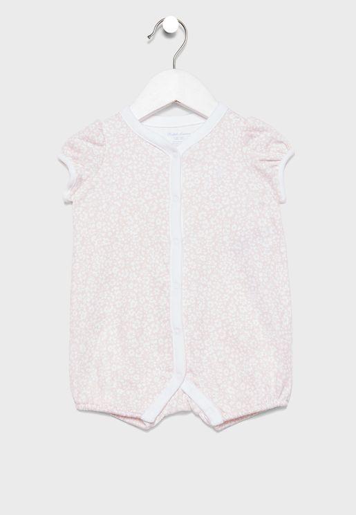 Infant Floral Top