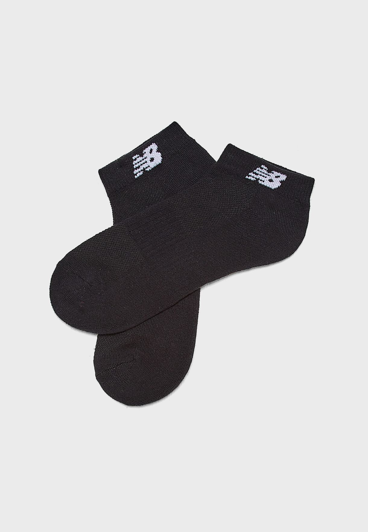 5 Pack Response No Show Socks