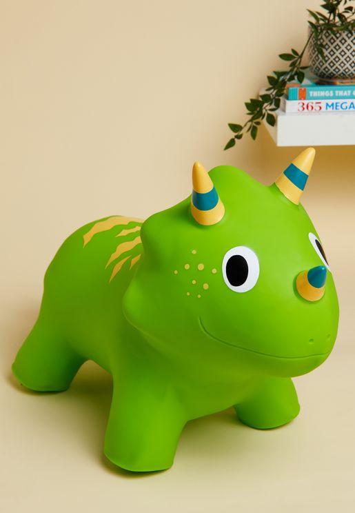 لعبة دينو هوبر شكل ديناصور