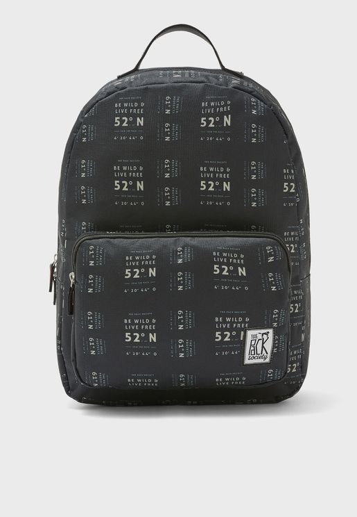Quotes Classic Backpack
