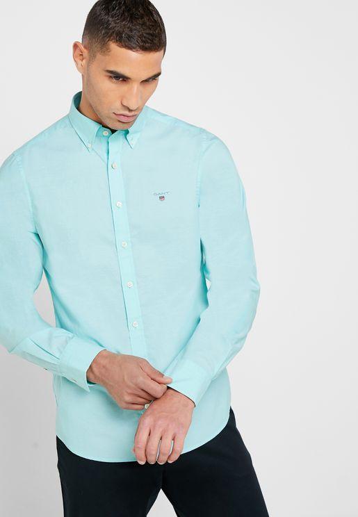The Broadcloth Shirt
