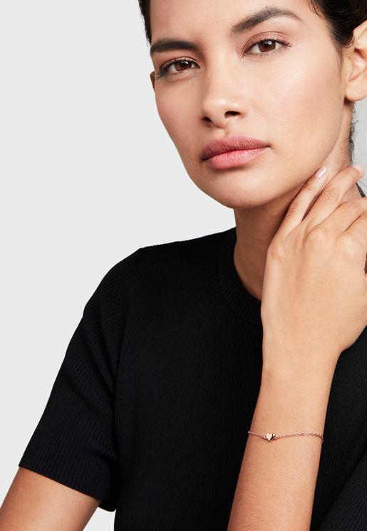 Harsa Tiny Heart Bracelet