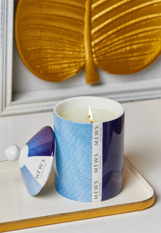 Seasalt & Amber Candle 320g