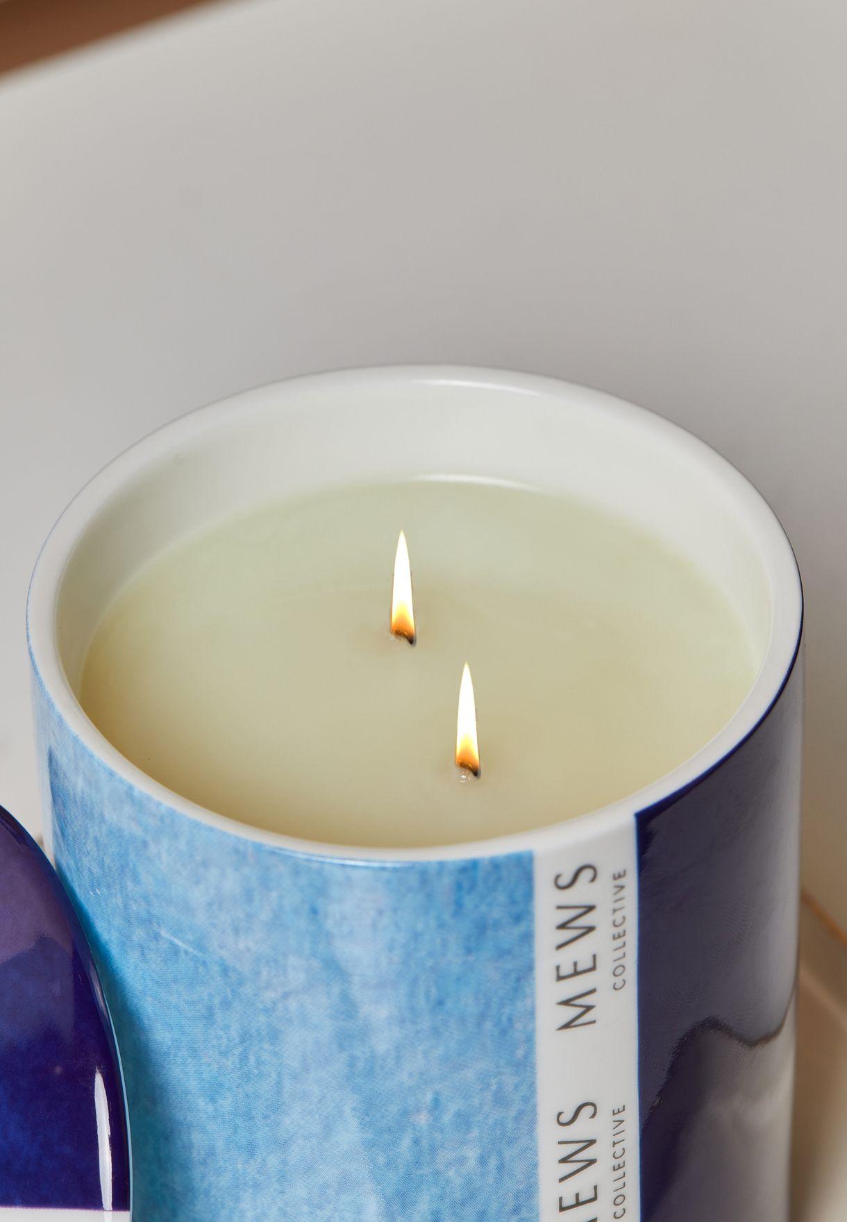 Seasalt & Amber Candle 320g