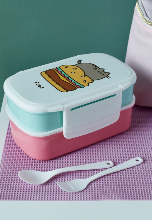 Pusheen Lunch Box