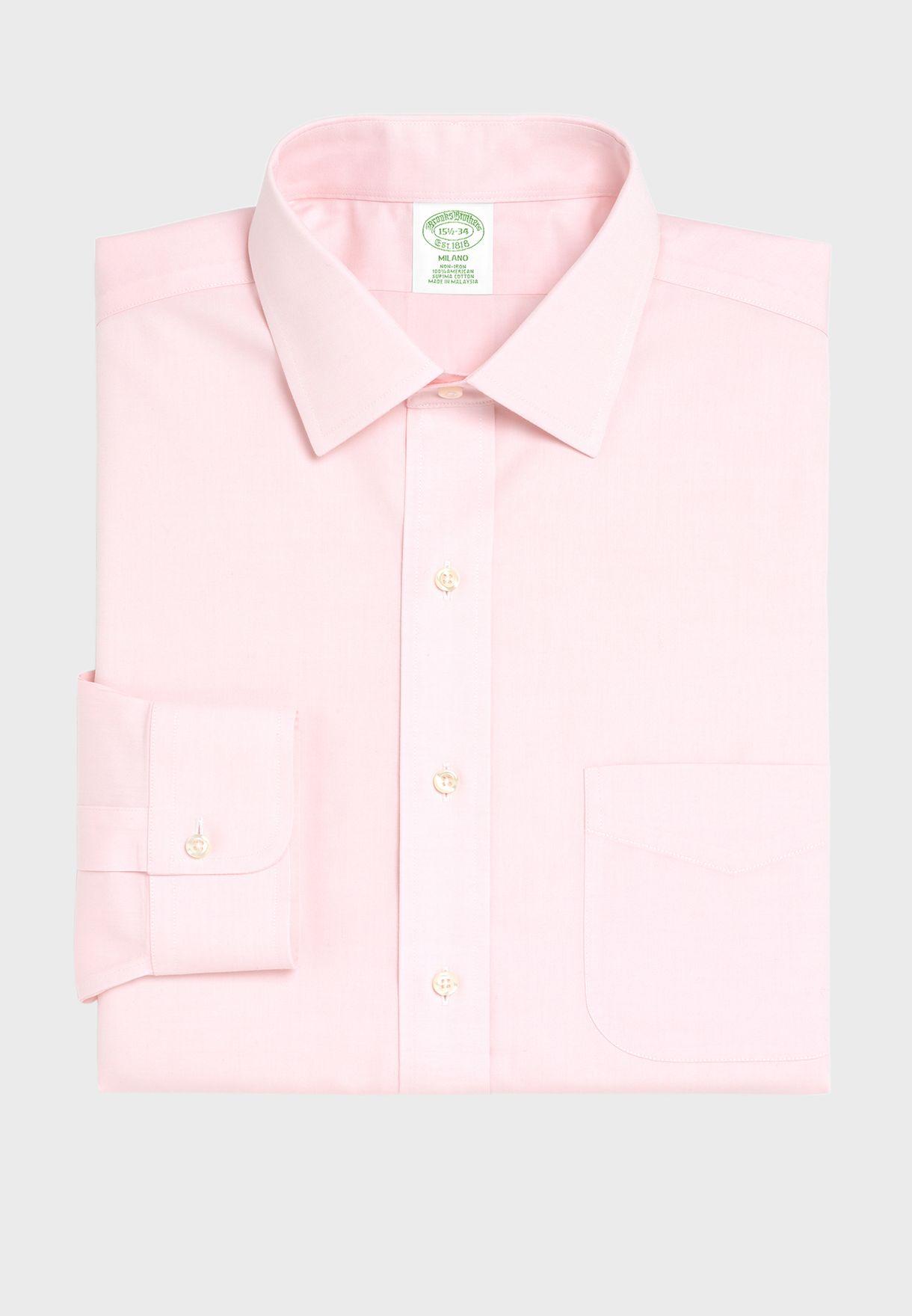 Extra Slim Button Down Shirt