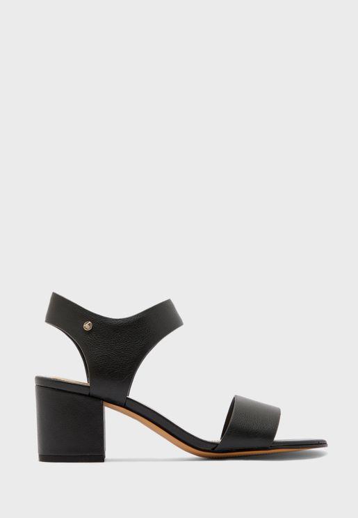 Wicendasa Ankle Strap High Heel Sandal
