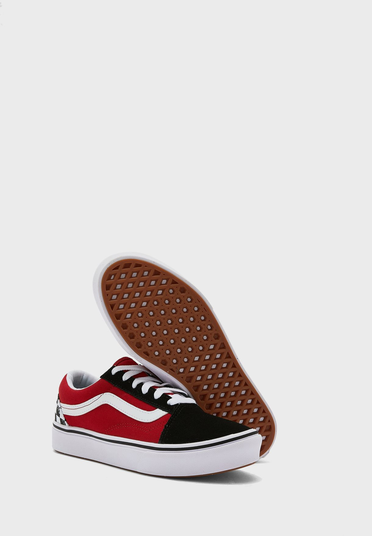 Youth Checkerboard ComfyCush Old Skool
