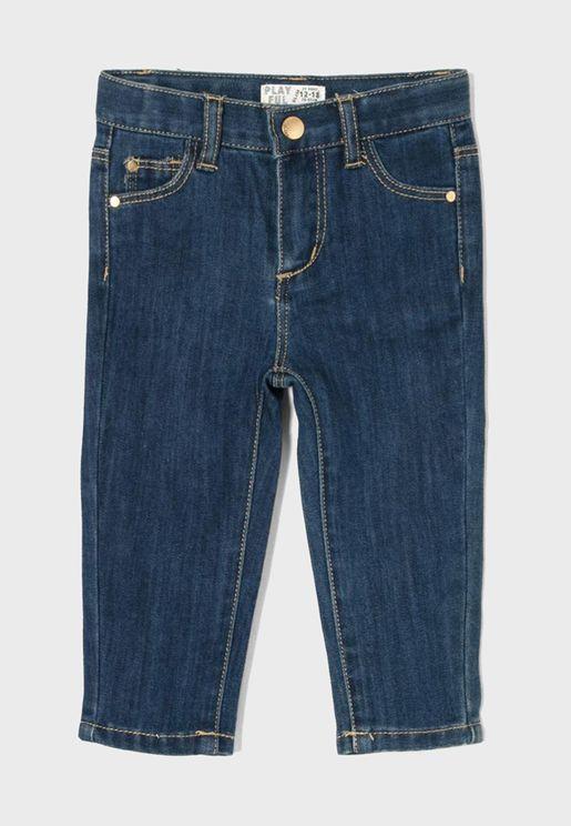 Infant  Mid Wash Jeans